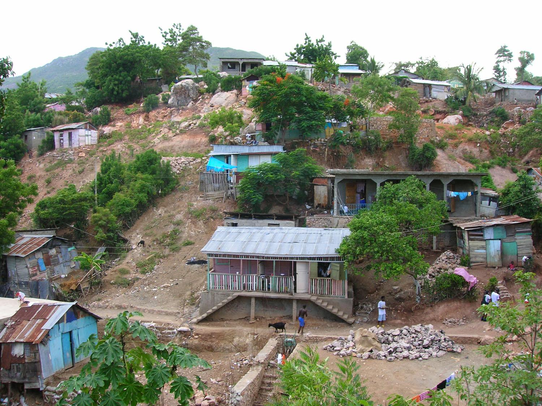 essay on earthquake in haiti