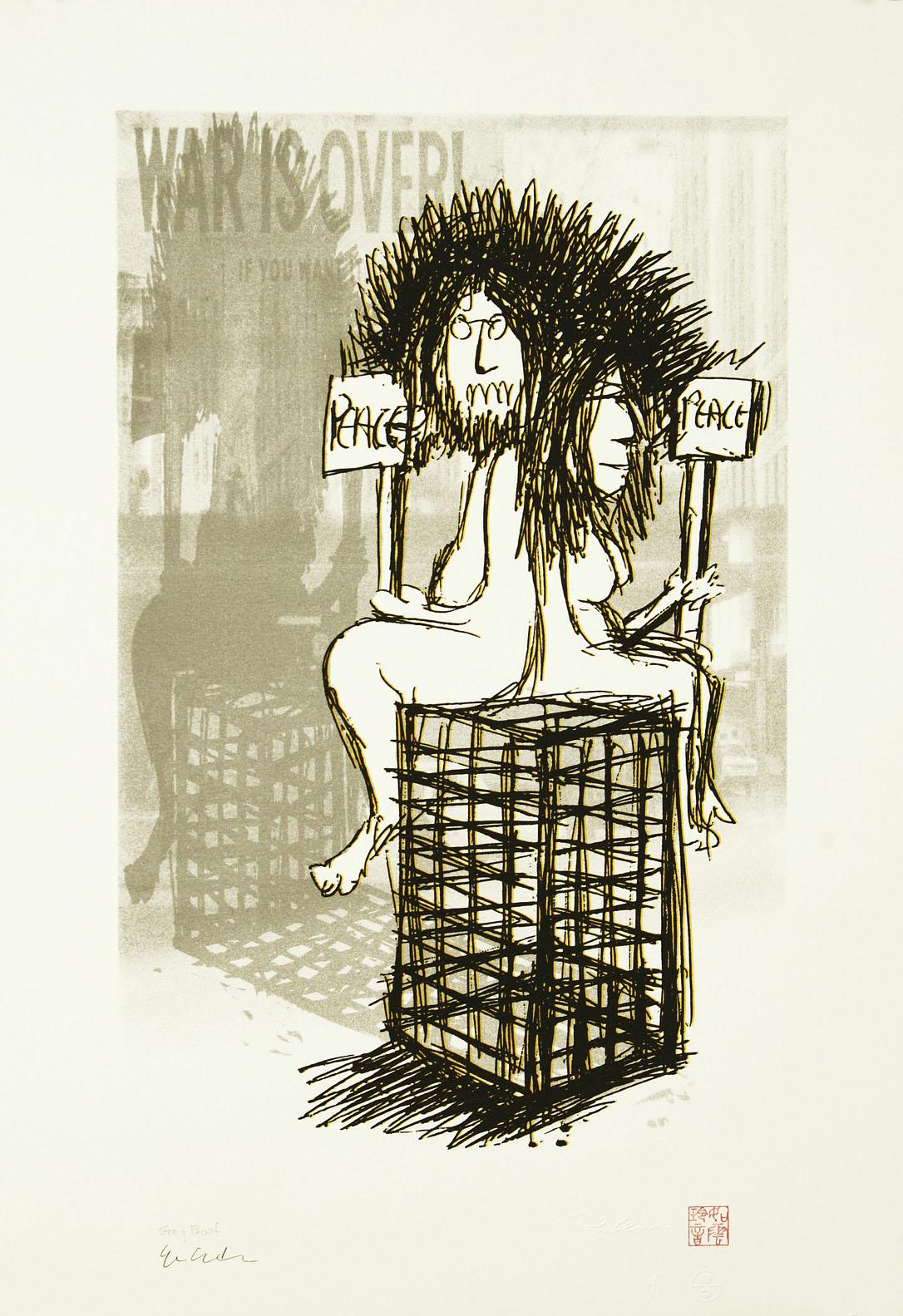 Yoko Ono I never influenced John\u0027s art , Boulder Weekly