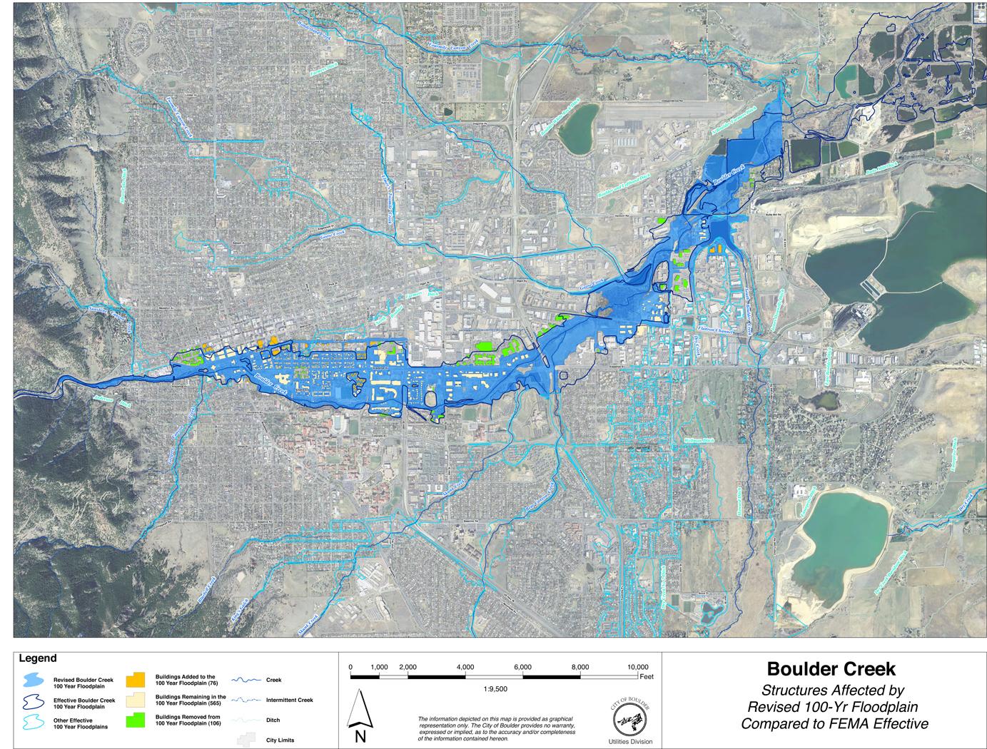 Flood maps, models inherently flawed - Boulder Weekly on