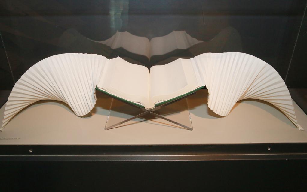 """One Book,"" Miri Golan"