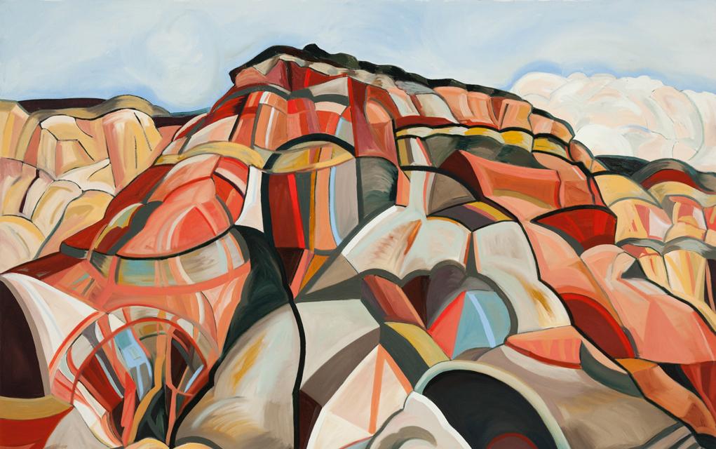 """""""Ship Rock, Utah #5"""""""