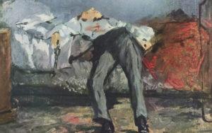 12 art wiki:Edouard_Manet_-_Le_Suicidé