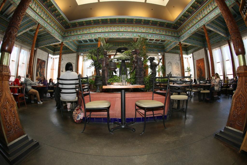 Dushanbe Tea House