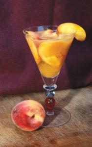 Nibbles_peaches