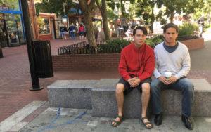 Marco Antonio Garcia Noguera and Jose Garcia