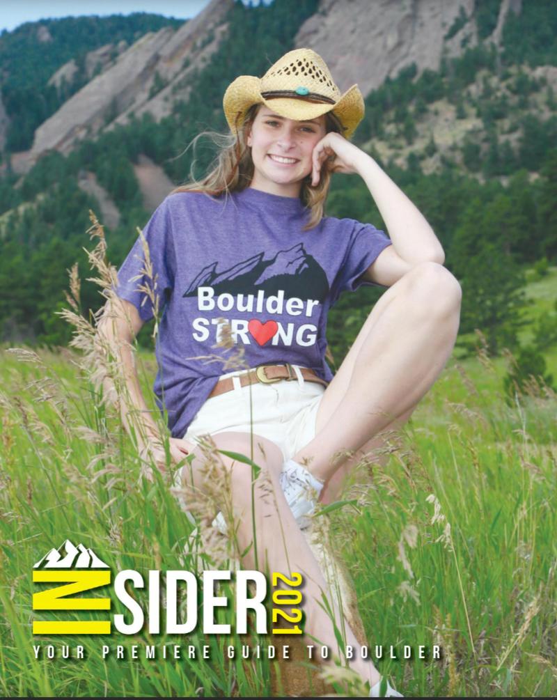 Insider Boulder 2021 Special Edition Cover
